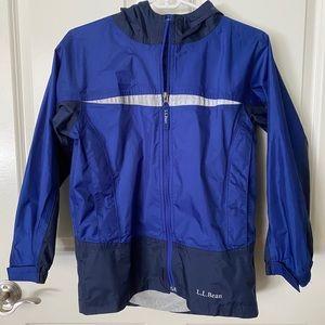 LL BEAN Kids' Trail Model Raincoat